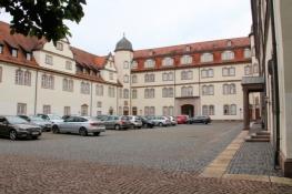 Rotenburg, Landgrafenschloss