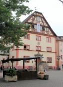 Rotenburg, am Marktplatz