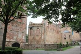 Bad Hersfeld, Ruine der Stiftskirche und Katharinenturm