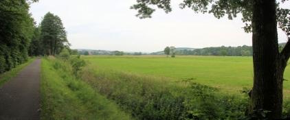 Fuldaradweg bei Schlitz