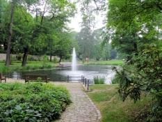 Fulda, Schlosspark