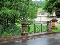 Letzte Fuldabrücke der Tour in Ebersburg