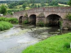 Alte Sinnbrücke in Altengronau