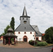 Christi-Himmelfahrt-Kirche in Altengronau