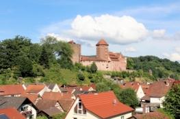 Burg über Rieneck