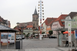 Bad Neustadt, Marktplatz