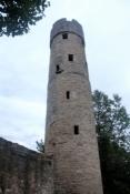 Bad Neustadt, Turm der Stadtbefestigung
