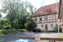 Schlossmühle in Unsleben