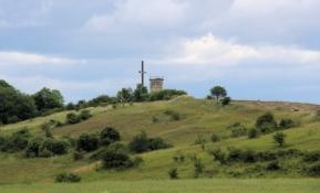 Ehemaliger Wachturm auf dem Dachsberg