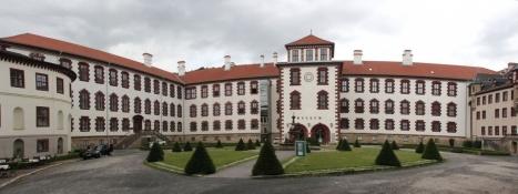 Meiningen, Schloss Elisabethenburg