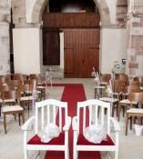 Trauzimmer in der Romanischen Basilika