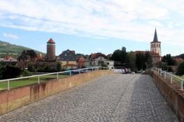 Werra-Brücke in Vacha
