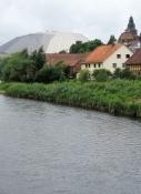 Abraumhalde des Kaliwerkes bei Dankmarshausen