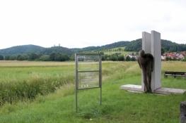 Denkmal der Teilung bei Herleshausen