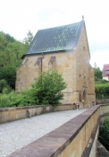 Liboriuskapelle an der Werrabrücke bei Creuzburg