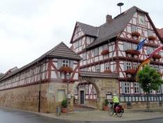 Rathaus in Wannfried