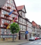 Marktstraße in Wanfried