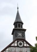 In der Altstadt von Allendorf