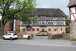 Schloss in Ermschwerd