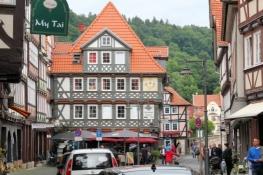 Münden, Altstadt