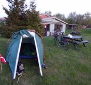 Solbakken camping uden naturister/Solbakken camp site without nudists