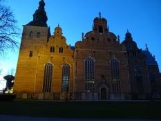 Trefoldighedskirken i Kristianstad/The Church of the Holy Trinity in Kristianstad