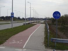 Velkommen til Litauen. Med fine cykelstier/Welcome to Lithuania. With nice bike lanes