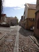 I den gamle bydel/In the old city