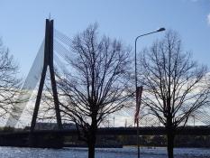 Vanšu tilts betyder hængebro/Vansu tilts means suspension bridge