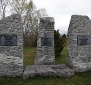 Ofre for stalinismens og nazismens terror mindes/Victims of Stalinist and Nazi terror are honoured