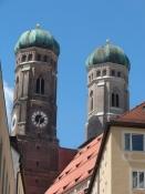 Frauenkirches tvillingetårne