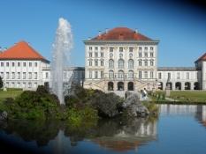 Sommerresidensen Nymphenburg