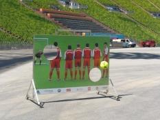 Fodboldtræning ved ʺTorwandʺ