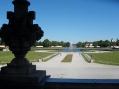 Parken set fra Nymphenburg