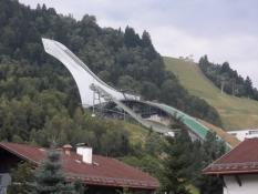 Olympia-skihopbakken i Garmisch-Partenkirchen