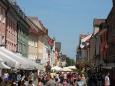 Hovedgaden i Füssen