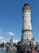 Fyrtårnet kan man komme op i.