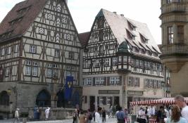 Rothenburg ob der Tauber, Marktplatz