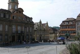 Schwäbisch Hall, Marktplatz