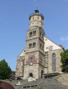 Schwäbisch Hall, Kirche Sankt Michael