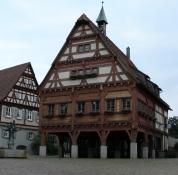 Plochingen, Altes Rathaus
