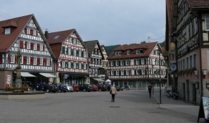 Murrhardt, Marktplatz