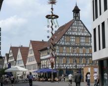 Winnenden, Marktplatz