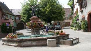 Pfaffenheim, Fontaine St Michel