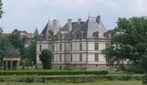 Cormatin, Château de Cormatin