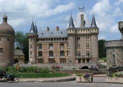 La Clayette, Château de la Clayette