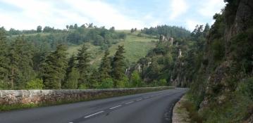 Von Saint-Alban-sur-Limagnole nach Remeize