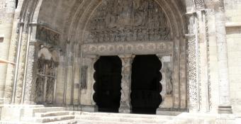Moissac, Abteikirche Saint-Pierre