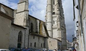 Lectoure, Cathédrale Saint-Gervais