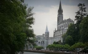 Lourdes, La Basilica dellʹImmacolata Concezione